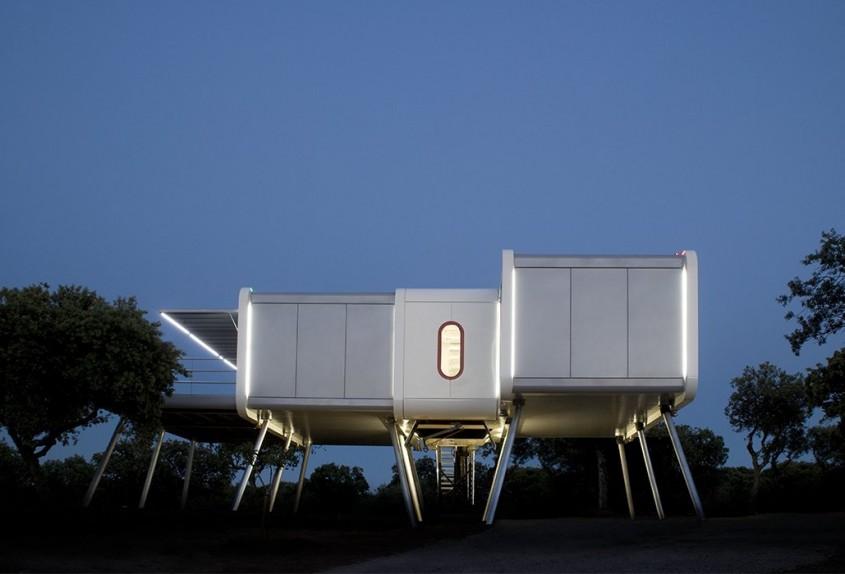 Casa nava spatiala