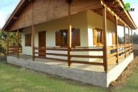 Casa din lemn - Badajoz