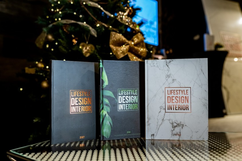 """Delta Studio a lansat a treia ediție a albumului anual """"Lifestyle Design Interior"""""""