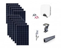 Kit Fotovoltaic On-Grid 3.15 kWp - 10 Panouri Monocristaline 315W #casaverde2019