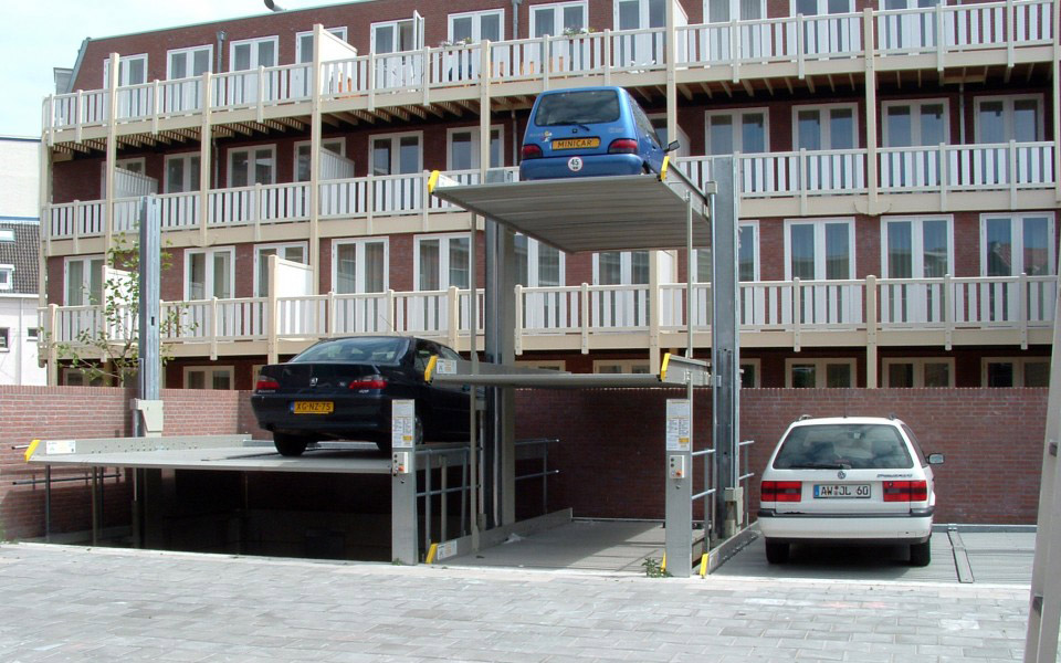 Sistem mecanic de parcare - PARKLIFT 413