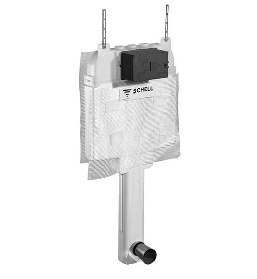 Modul de montaj cu rezervor SCHELL MONTUS C 80 N pentru WC