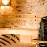 Sauna CHALEUR DELUXE