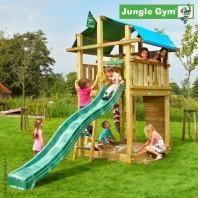 Loc de joaca pentru copii - JUNGLE GYM FORT