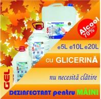 Dezinfectant varianta gel - TP1-Igiena umana