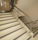Indfloor Grup a realizat amenajarea cu pardoseli profesionale pentru Clinica Sanovil