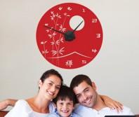 "Sticker tip ceas de perete ""Zen"""