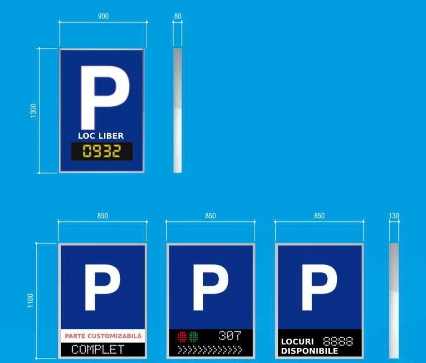 Sistem de citire a numerelor de înmatriculare, pentru o mai bună gestionare a parcării