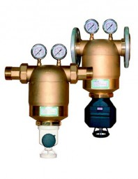 Filtre autocuratitoare automate Easymax/A si semi-automate Easymax