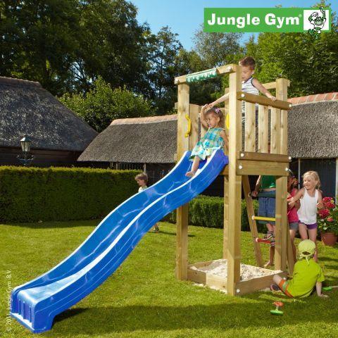 Loc de joaca pentru copii - JUNGLE GYM TOWER