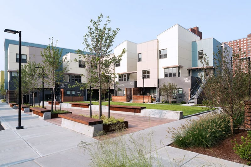 Jefferson Park Apartments - Cambridge, Massachusetts, de Abacus Architects + Planners