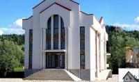 Încălzire în pardoseala cu distribuitoare modulare SBK la o biserică din jud. Bistrița-Năsăud