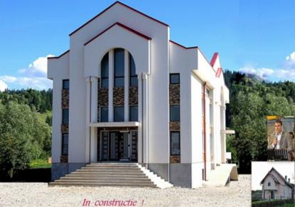 Biserica din jud Bistrita-Nasaud - incalzire in pardoseala cu distribuitoare modulare SBK Lunca Ilvei PRO WIN