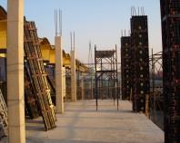 GEOTUB® PANEL - Sistem de cofraje modulare refolosibile pentru coloane patrate si dreptunghiulare