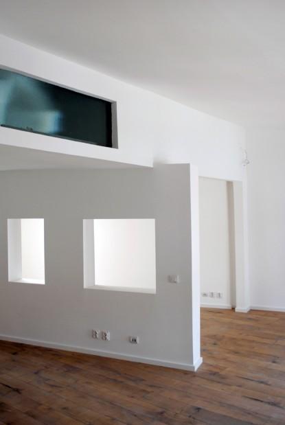Reamenajare mansarda - Birouri - EXPERT LINE 42  Bucuresti AsiCarhitectura