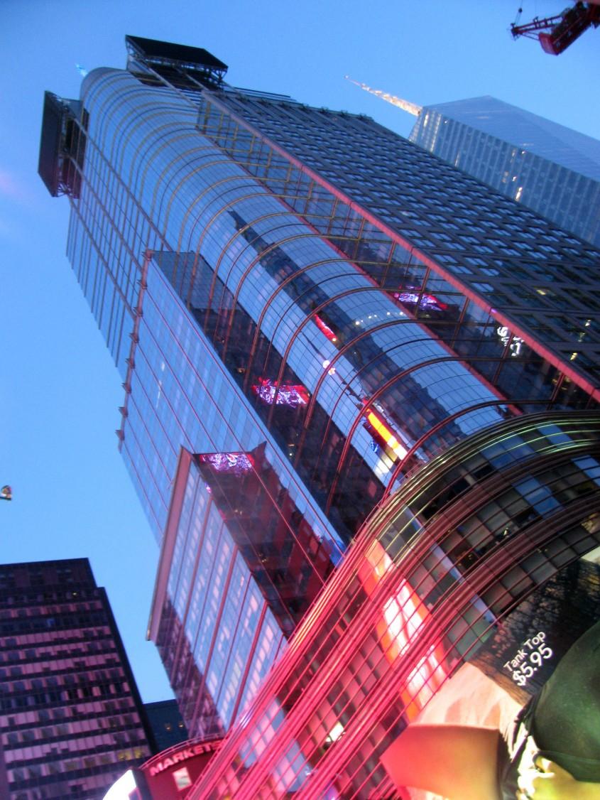 4 Times Square (anterior Condé Nast Building), New York, 1999
