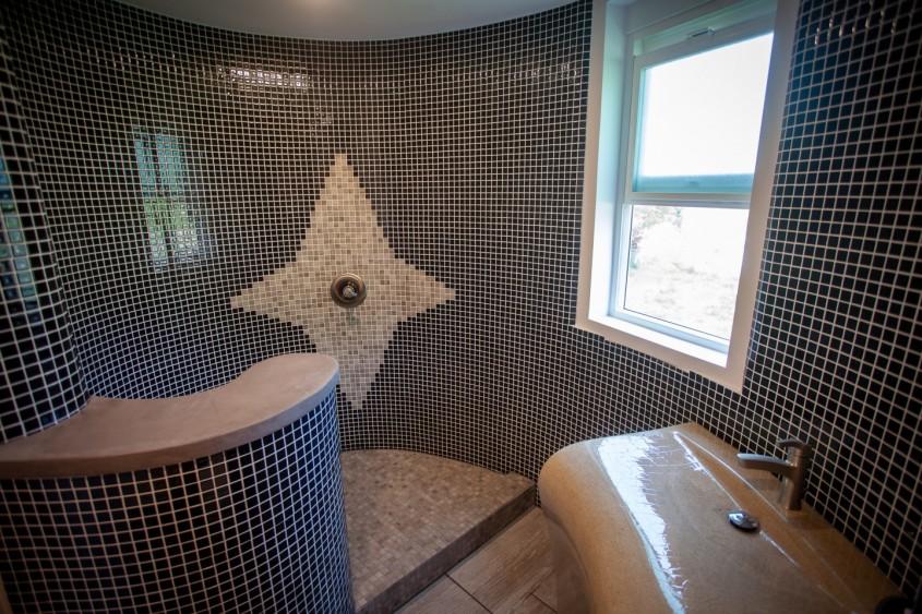 Casa inspirată de şirul lui Fibonacci