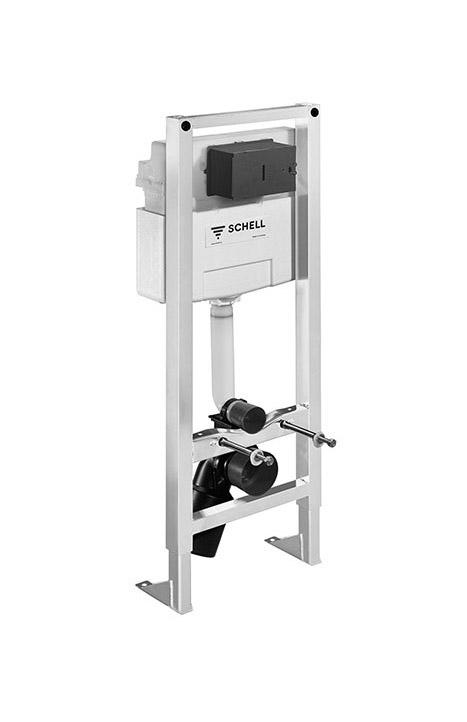 Modul de montaj cu rezervor WC SCHELL Montus C 120