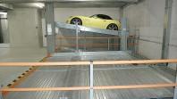 Sistem de parcare hidraulic - MultiVario 2082