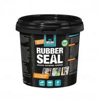 Hidroizolatie lichida pe baza de cauciuc natural si polimeri, 750 ml - BISON Rubber Seal