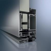 Profil din aluminiu pentru usa - Schüco ADS 90 SI SCHUCO  ADS 90 SI