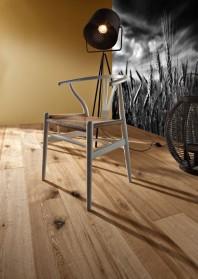 Parchet triplustratificat din lemn de stejar - Rustic Straw
