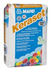 Adeziv standard pe baza de ciment pentru placi ceramice absorbante - KERASET