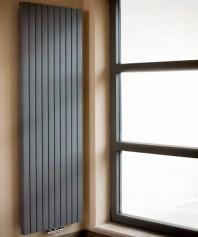 Calorifer vertical cu elementi de otel aplatizati - Panel Plus Vertical