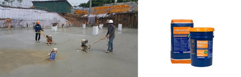 2. Durificare pardoseli din beton