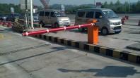 Bariera Automatic Systems pentru statii de taxare TollPlus 261