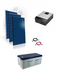 Sistem fotovoltaic Off-Grid 6kw var2
