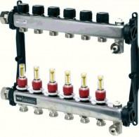 Set extindere distribuitor inox TECEfloor - 77310022
