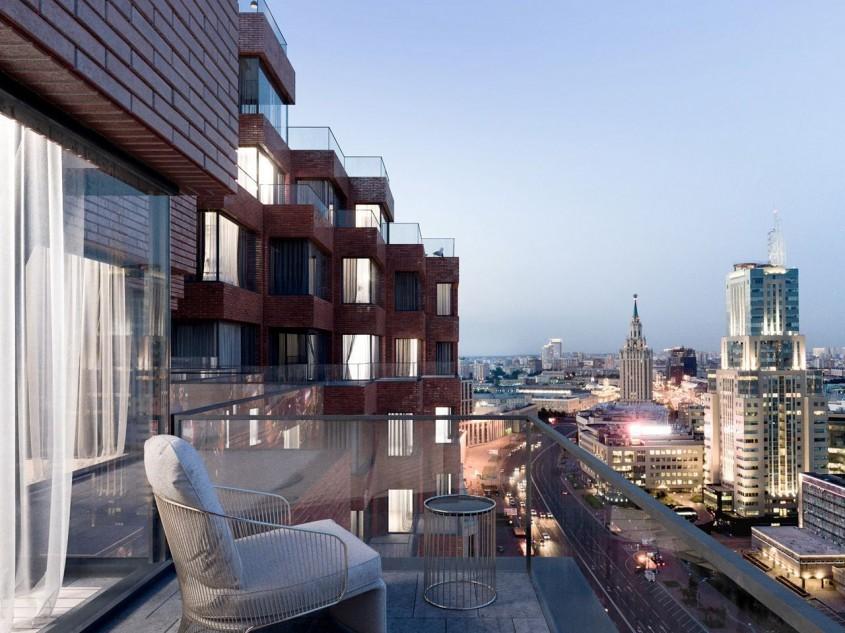 Un complex rezidențial ca desprins din Minecraft va fi construit în Moscova