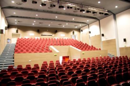 Sala Cinematografului Modern  Suceava SAINT-GOBAIN CONSTRUCTION PRODUCTS ROMANIA - DIVIZIA RIGIPS