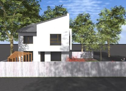 Casa robusta P+E+M - Sector 3  Bucuresti AsiCarhitectura