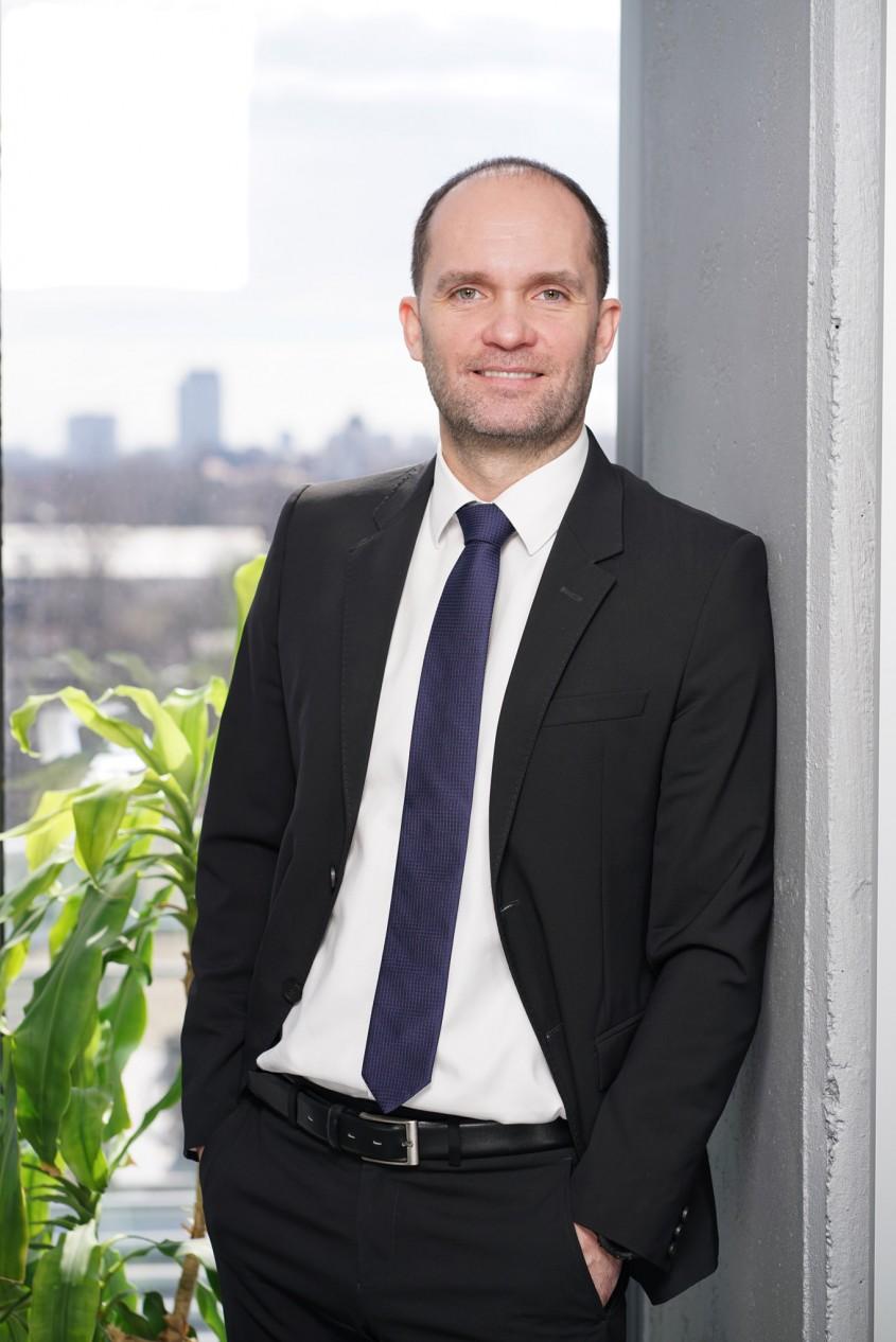 Adrian Garofeanu, Director Comercial Knauf Insulation
