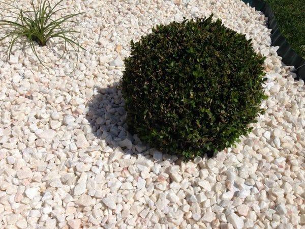 Mozaic din marmura macinata