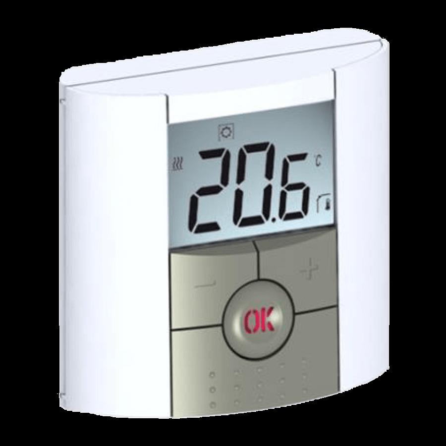 Termostat digital de ambient, cu fir
