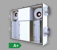 Unitate de ventilatie compacta DUPLEX EC5