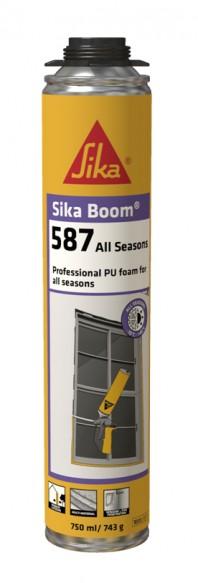 Spuma poliuretanica pentru aplicari profesionale Sika Boom®-587 All seasons