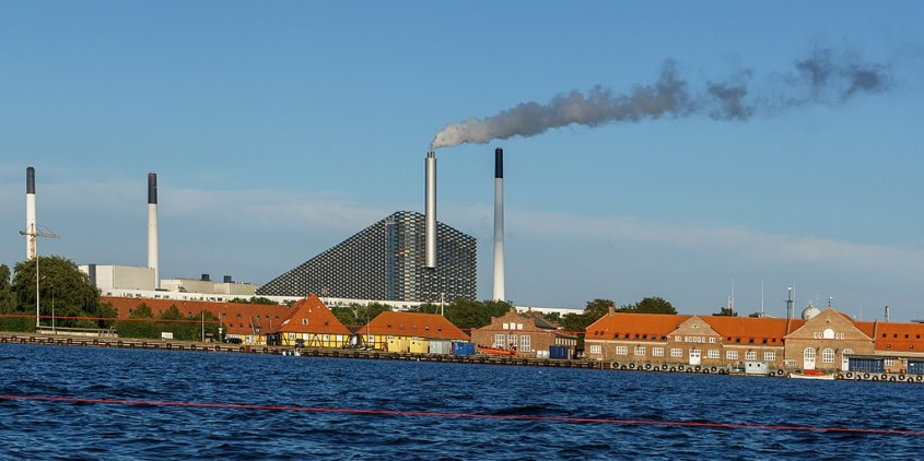 CopenHill de Bjarke Ingels Group (Copenhaga, 2017)