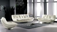 Canapele din piele pe comanda - LETITIA