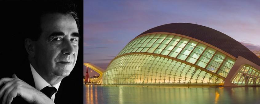 Orasul Artelor si Stiintelor - Santiago Calatrava