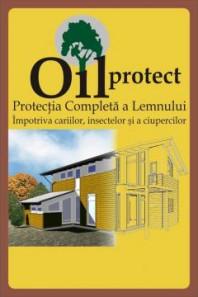 Tratament pentru exterior protectia completa a lemnului impotriva cariilor, insectelor si ciupercilor - OilProtect 612