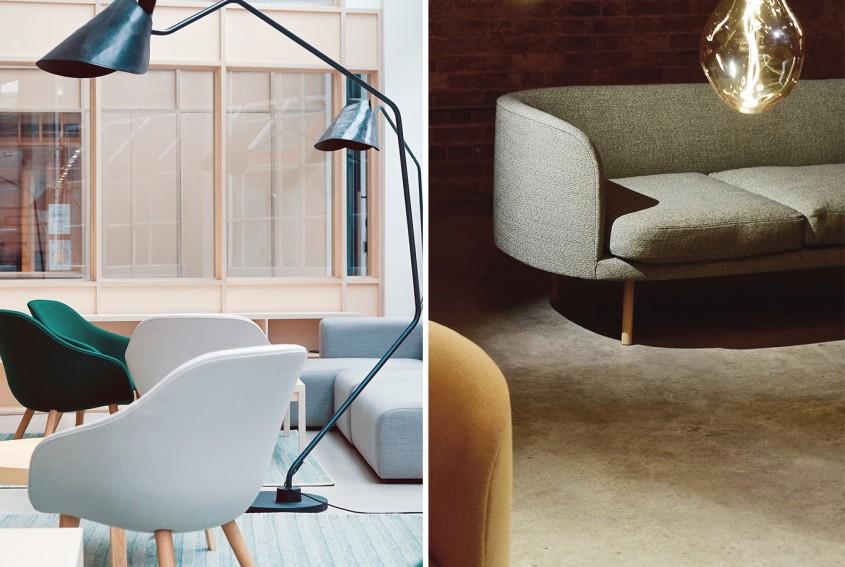 Ce alegi, mobilier modern sau vintage?