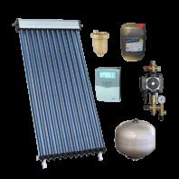 Pachet Solar fara boiler C300