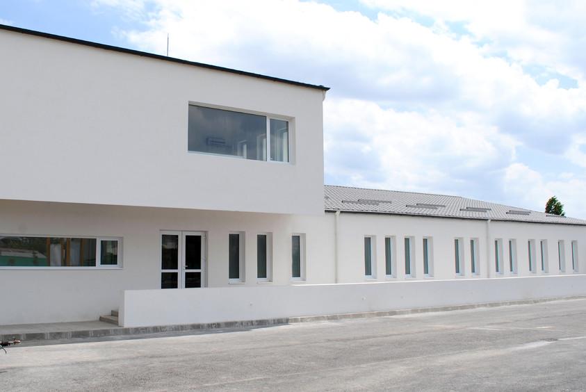 Vestiare pentru angajatii fabricii de pulberi metalice - Buzau 01.7  Buzau AsiCarhitectura