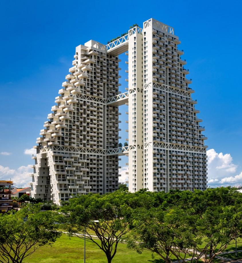 <b>Sky Habitat, Singapore</b>
