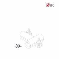 Conector T VFC® pentru cabluri paratrasnet