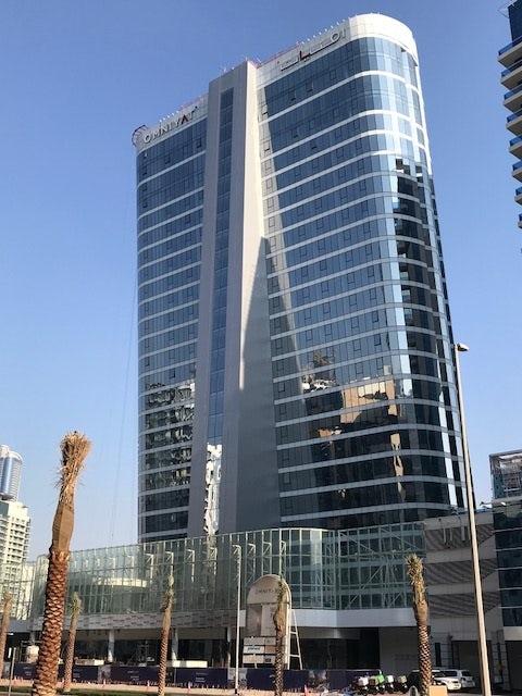 O clădire inspirată de iPod, The Pad, este construită în Dubai